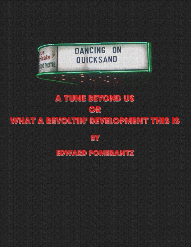 A TUNE BEYOND US by Edward Pomerantz