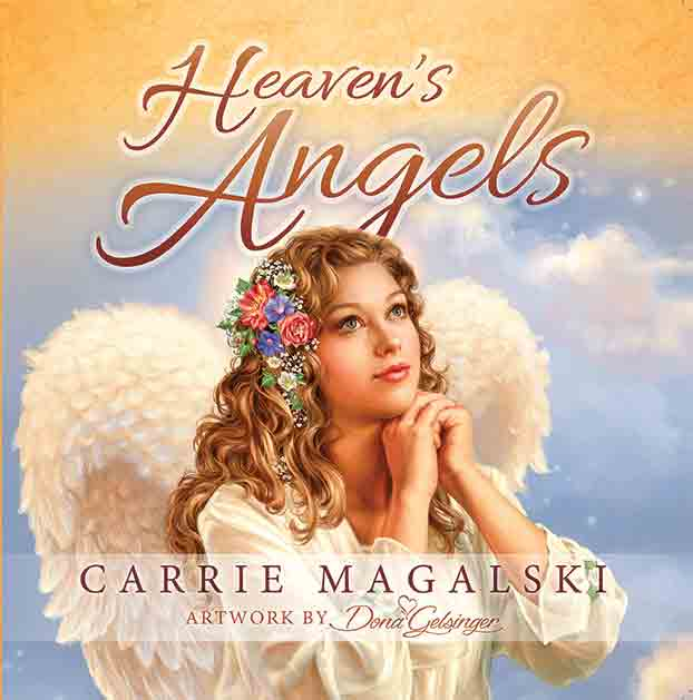 Heaven's Angels by Carrie Magalski, Artwork by Dona Gelsinger