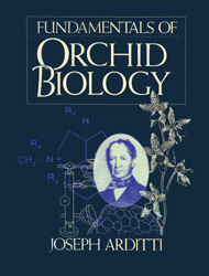 Fundamentals of Orchid Biology by Joseph Arditti