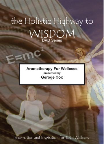 Aromatherapy For Wellness--Audio/Video