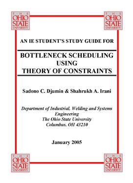 Engineering math mathematics science books and ebooks an ie students study guide for bottleneck scheduling fandeluxe Image collections