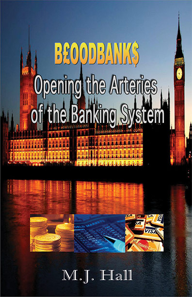 BLOODBANK$ by Martin James Hall