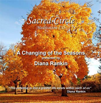 A Changing of the Seasons--CD Presented by Diana Rankin