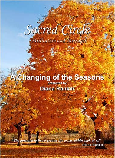A Changing of the Seasons--DVD Presented by Diana Rankin