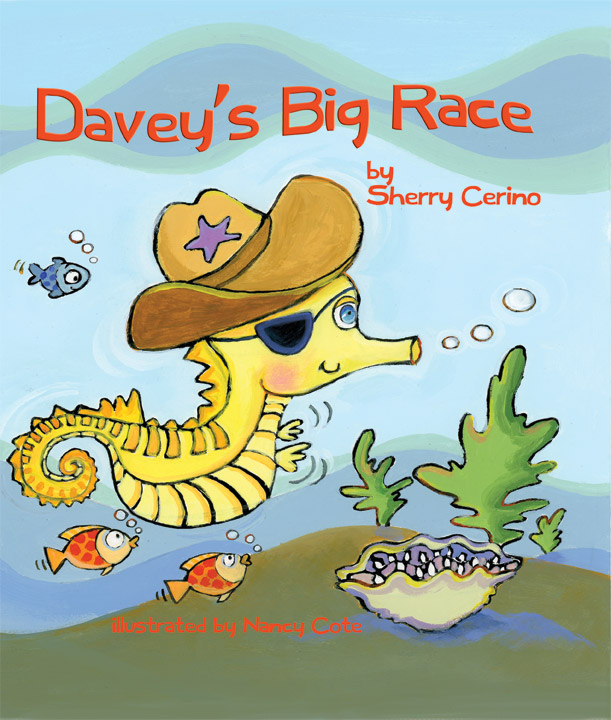 Davey's Big Race by Cerino and Cote