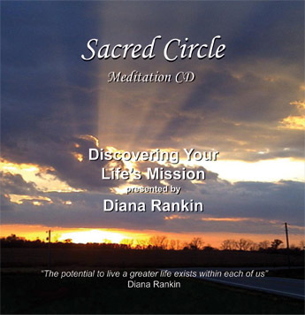 Discovering Your Life's Mission--CD Presented by Diana Rankin