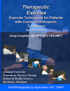 Therapeutic Exercise Second Edition(2019) by Doug Creighton
