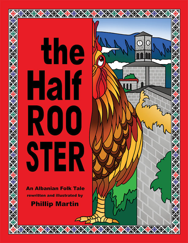 The Half Rooster by Phillip Martin