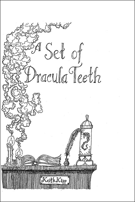 A Set of Dracula Teeth by Keith Kipp