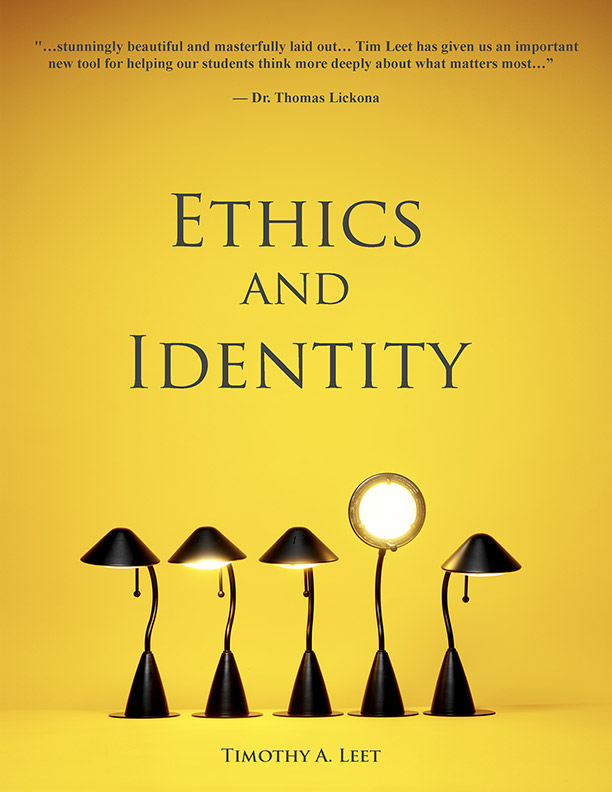 Ethics and Identity by Timothy Leet