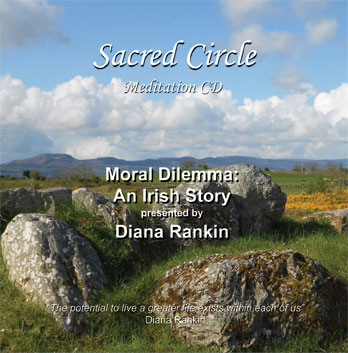Moral Dilemma: An Irish Story--CD Presented by Diana Rankin