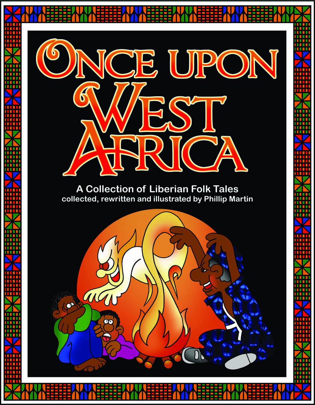 Once Upon West Africa: A Collection of Liberian Folk Tales