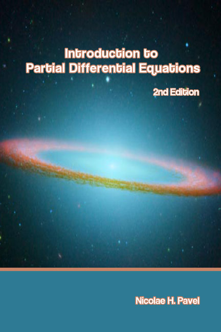 Introduction to Partial Differential Equations-2nd Edition-Pavel