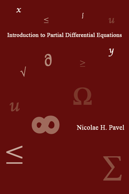 Introduction to Partial Differential Equations by Pavel