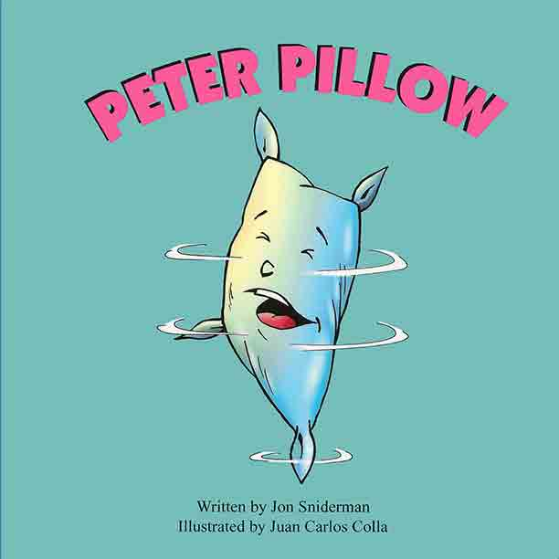 Peter Pillow by Sniderman & Colla