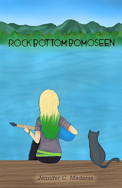 Rock Bottom Bomoseen by Jennifer Madaras