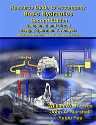 Resource Guide To Accompany Basic Hydraulics (Second Edition) US