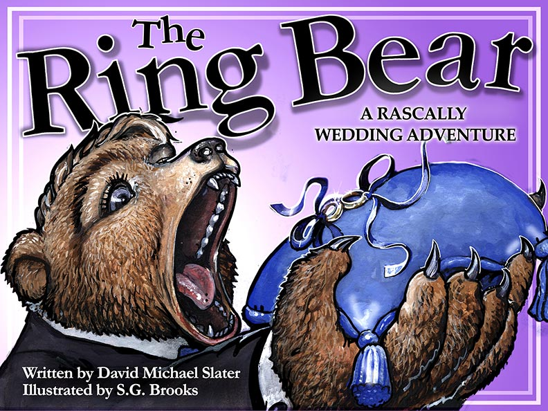 The Ring Bear by David Michael Slater