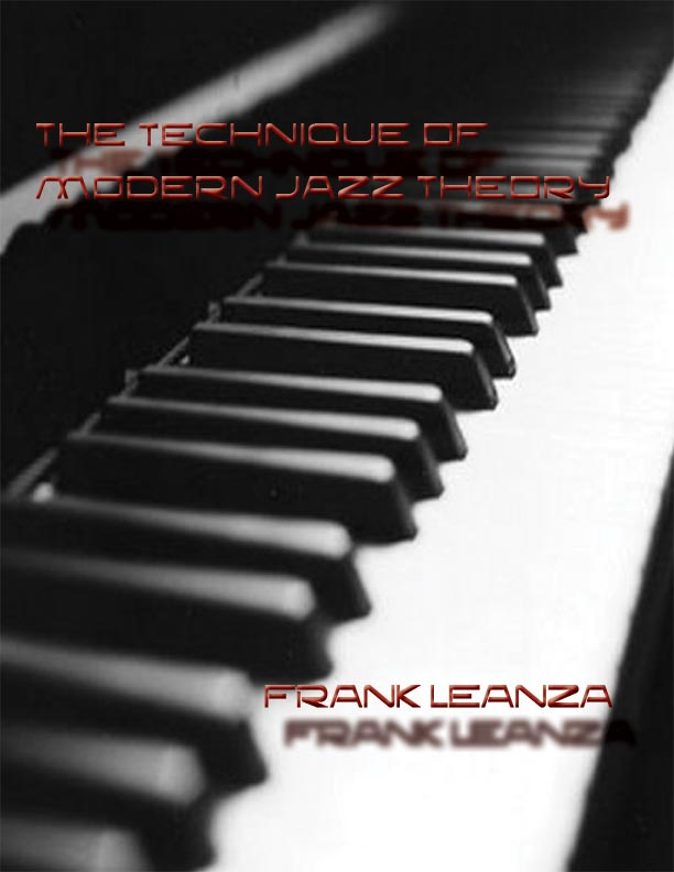 The Technique of Modern Jazz by Frank Leanza