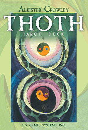 Crowley Thoth Tarot Deck--Large