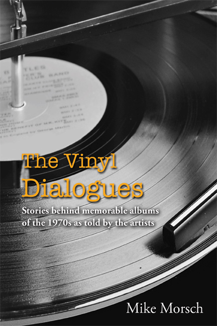 The Vinyl Dialogues by Mike Morsch