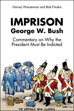Imprison George W. Bush