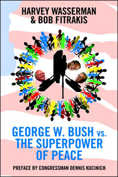 George W. Bush vs The SuperPower of Peace